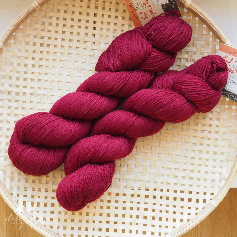 Cheeky Merino Joy -  Ruby
