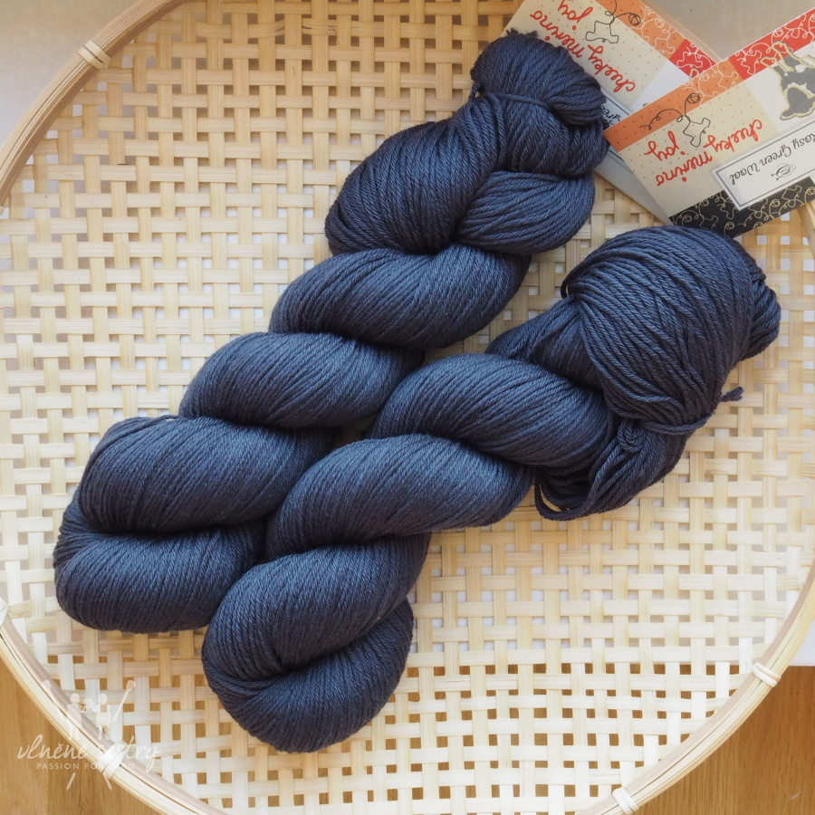Cheeky Merino Joy -  Cornish Slate