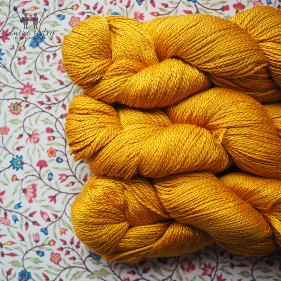 Scrumptious 4 ply - Gold