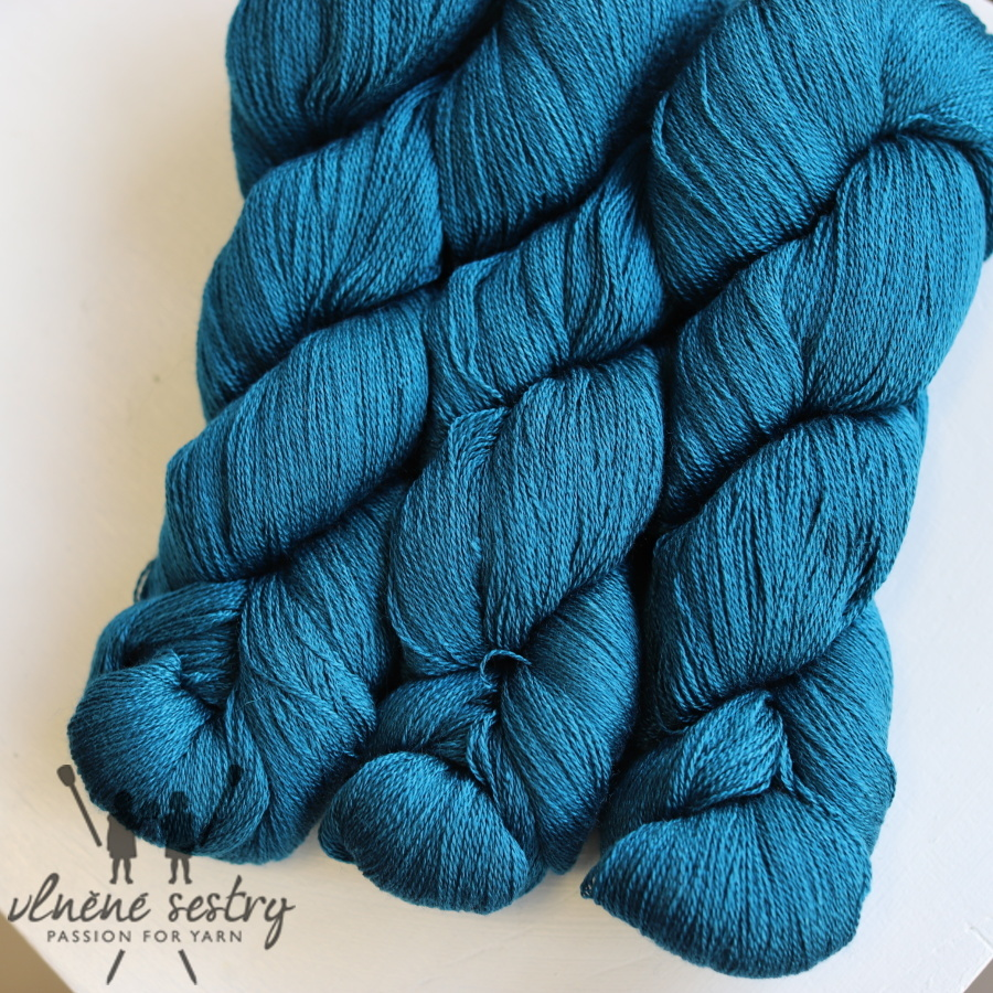 Scrumptious Lace - Teal