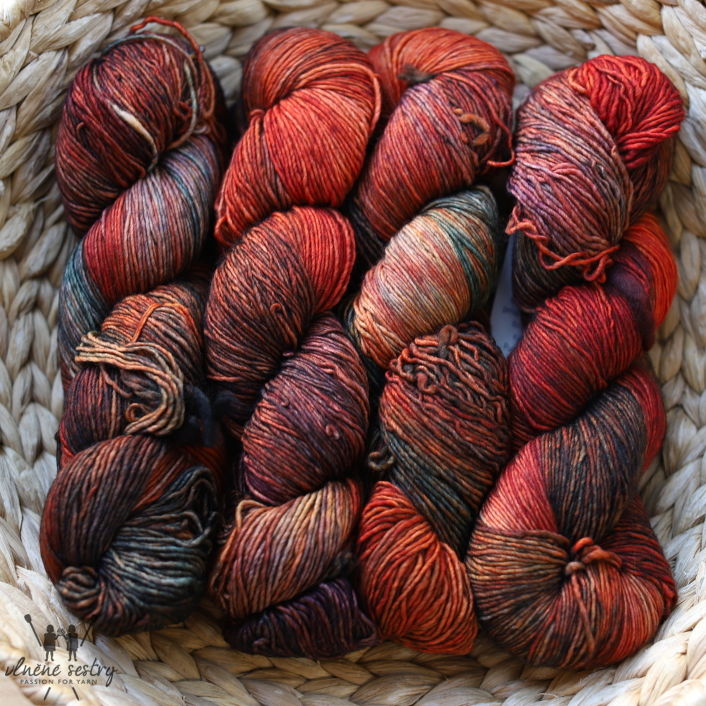 Malabrigo Mechita 121 Marte