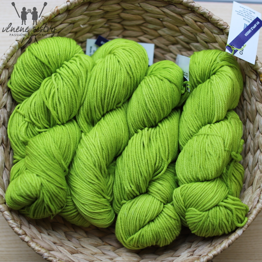 Malabrigo Rios 011 Apple Green