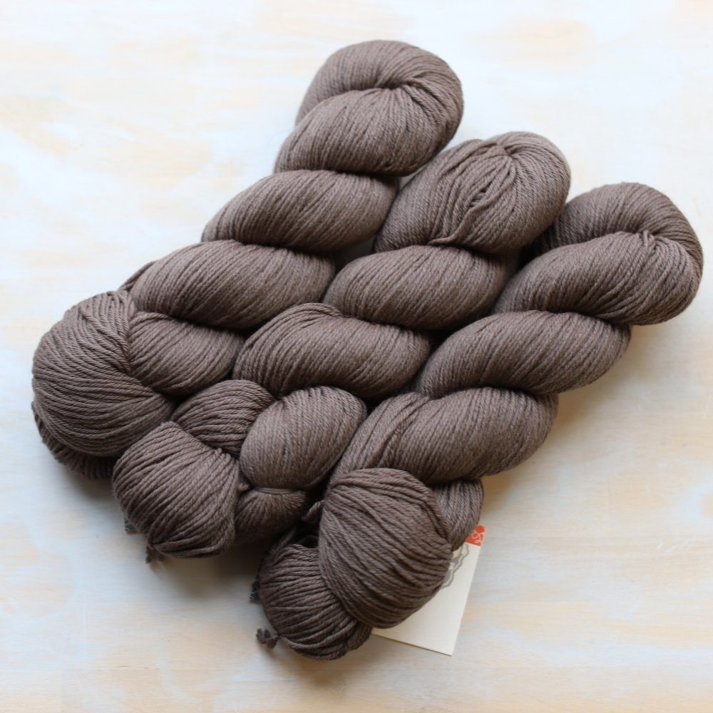 Cheeky Merino Joy -  Wood