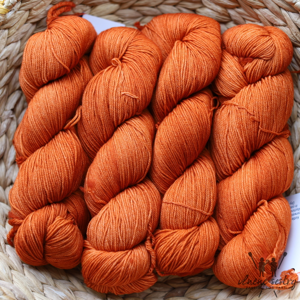 Malabrigo Sock 802 Terracota