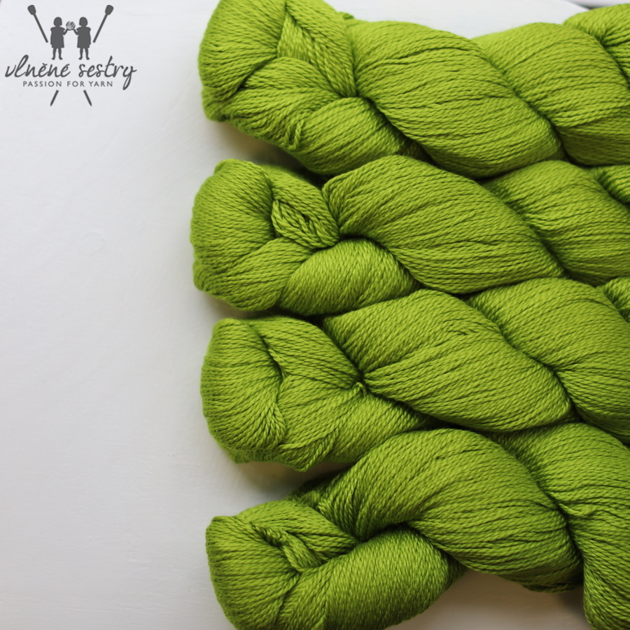 Scrumptious 4 ply - Key Lime