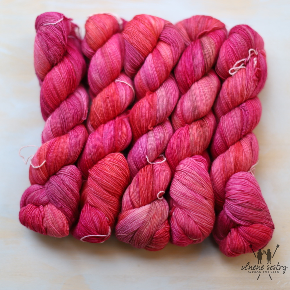 Malabrigo Lace 057 English Rose