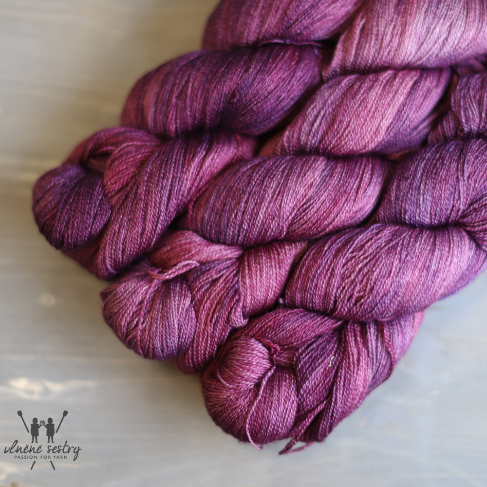 Gleem Lace - Grape