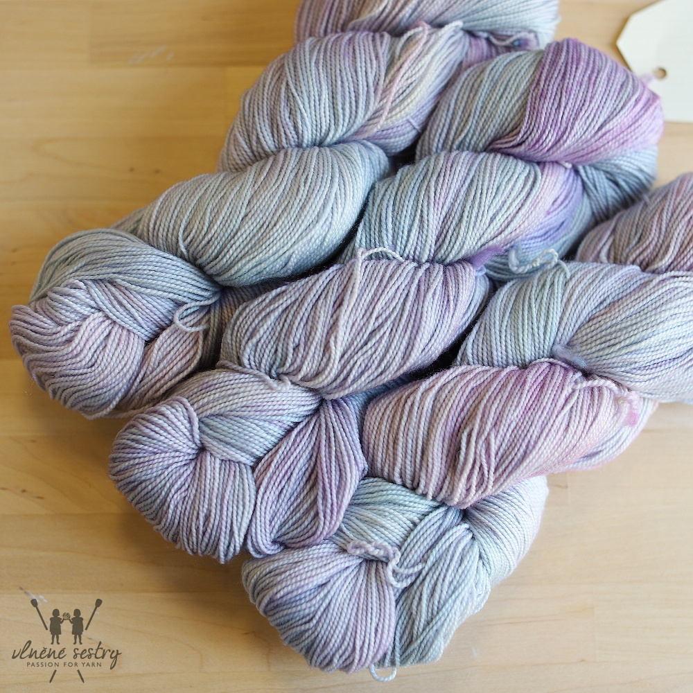 Vivacious 4 Ply - Heavenly