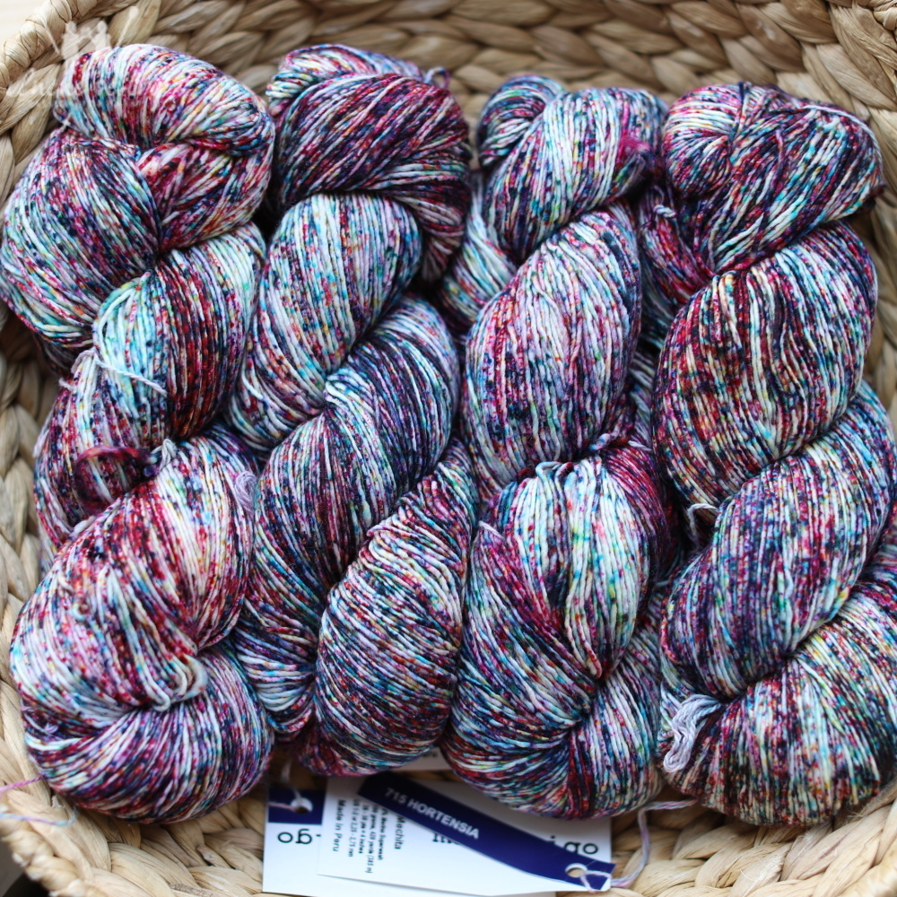 Malabrigo Mechita 715 Hortensia