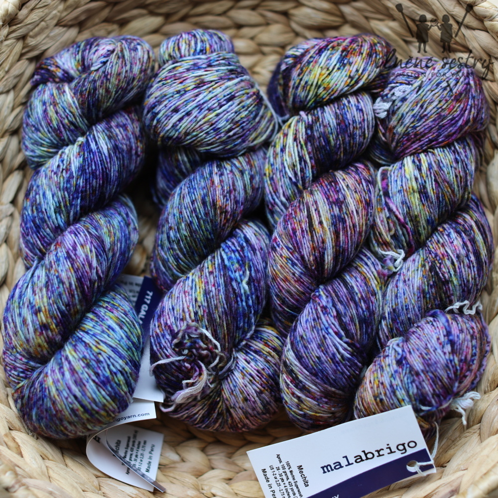 Malabrigo Mechita 717 Galaxy