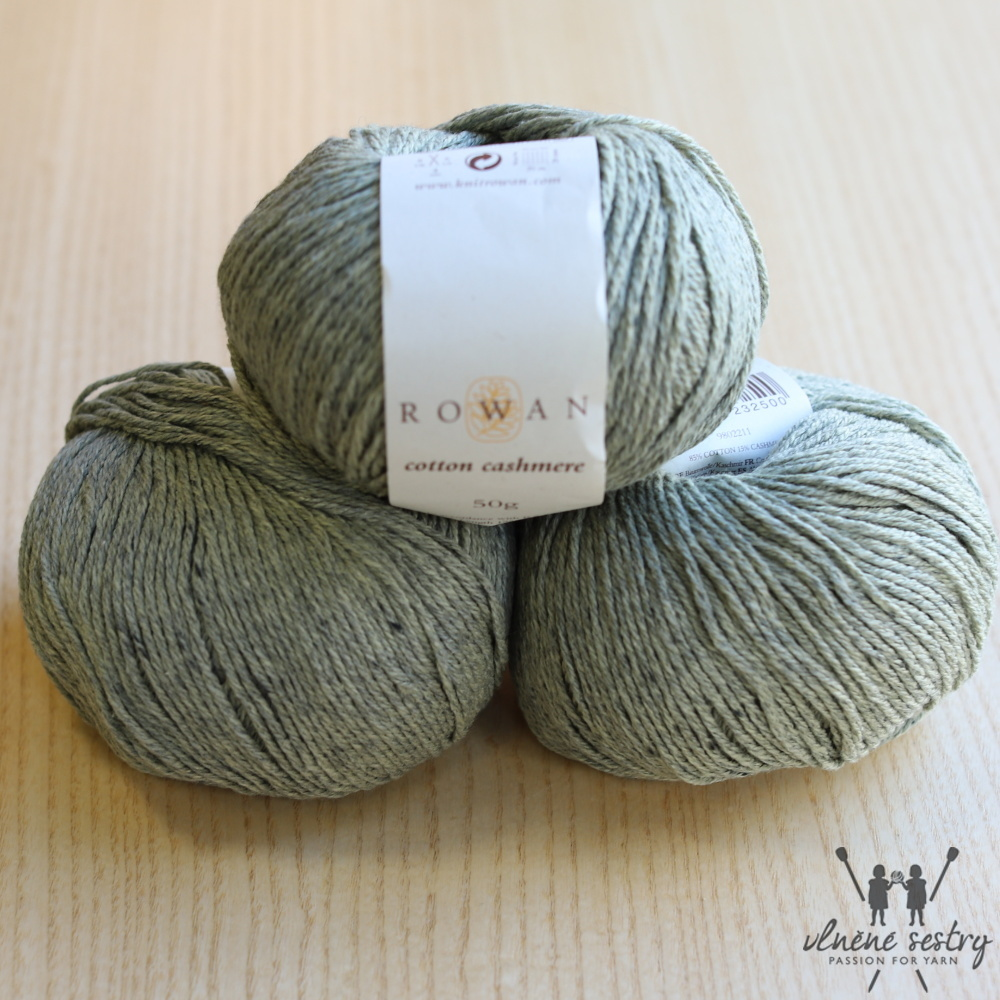 Cotton Cashmere -  219 Sea Spray
