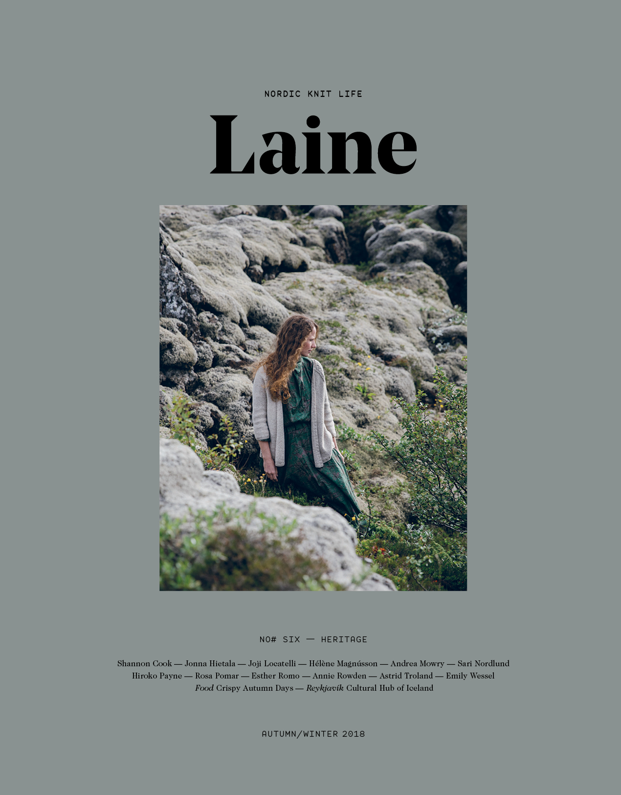 Laine Magazine, Issue 6