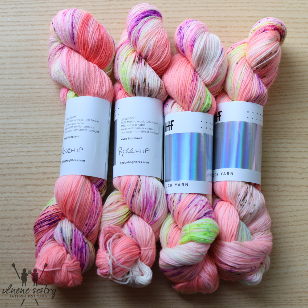 Sock Yarn - Rosehip