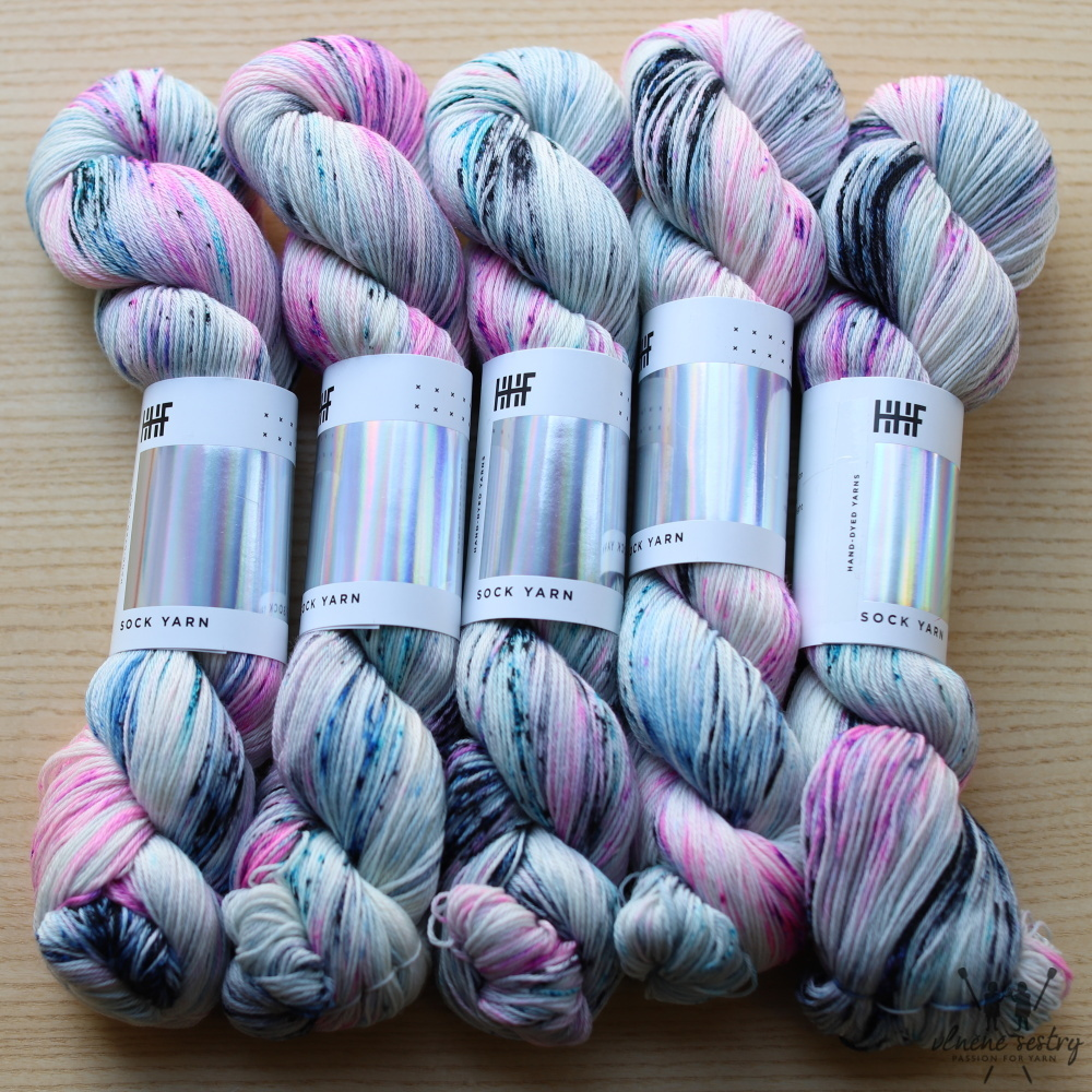 Sock Yarn - Shiver