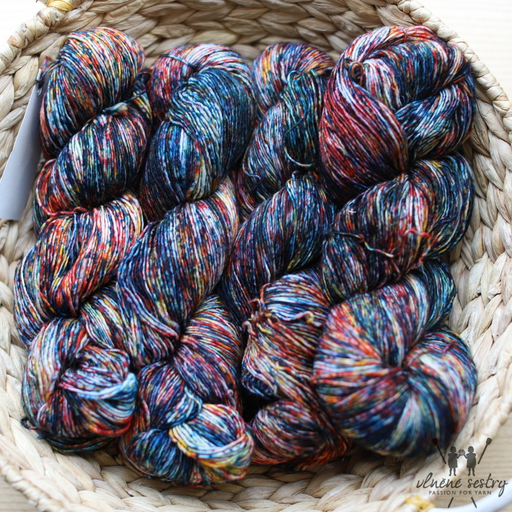 Malabrigo Mechita 692 Gothic