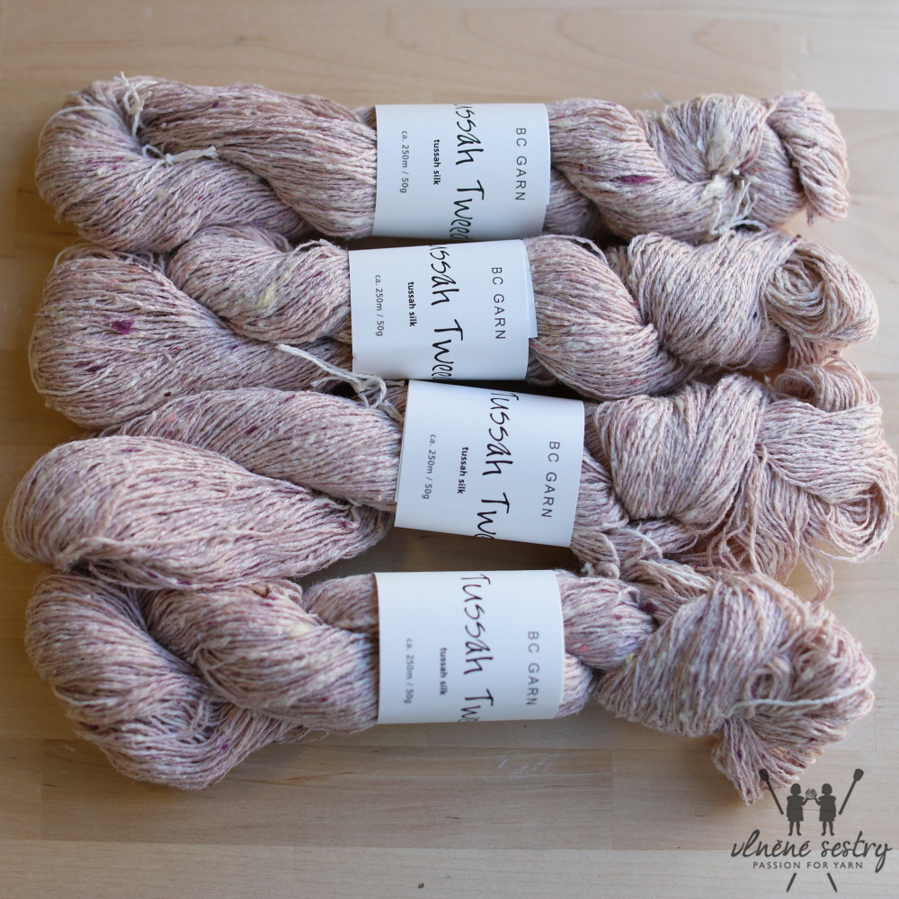 Tussah Tweed 01 Rose-creme