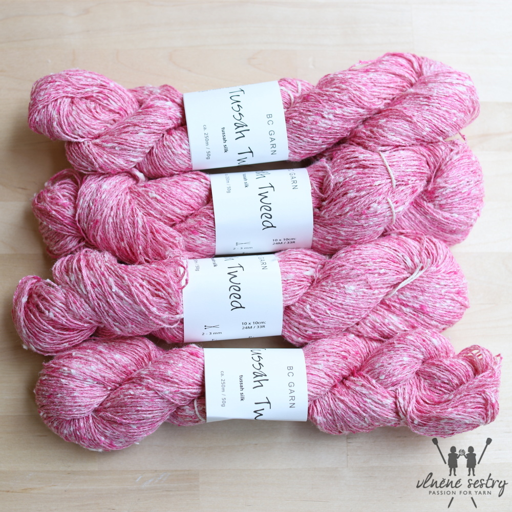 Tussah Tweed 03 - Pink Lady