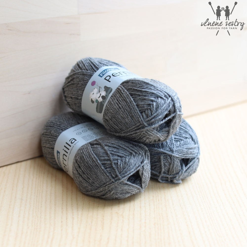 Pernilla 955 Medium Grey