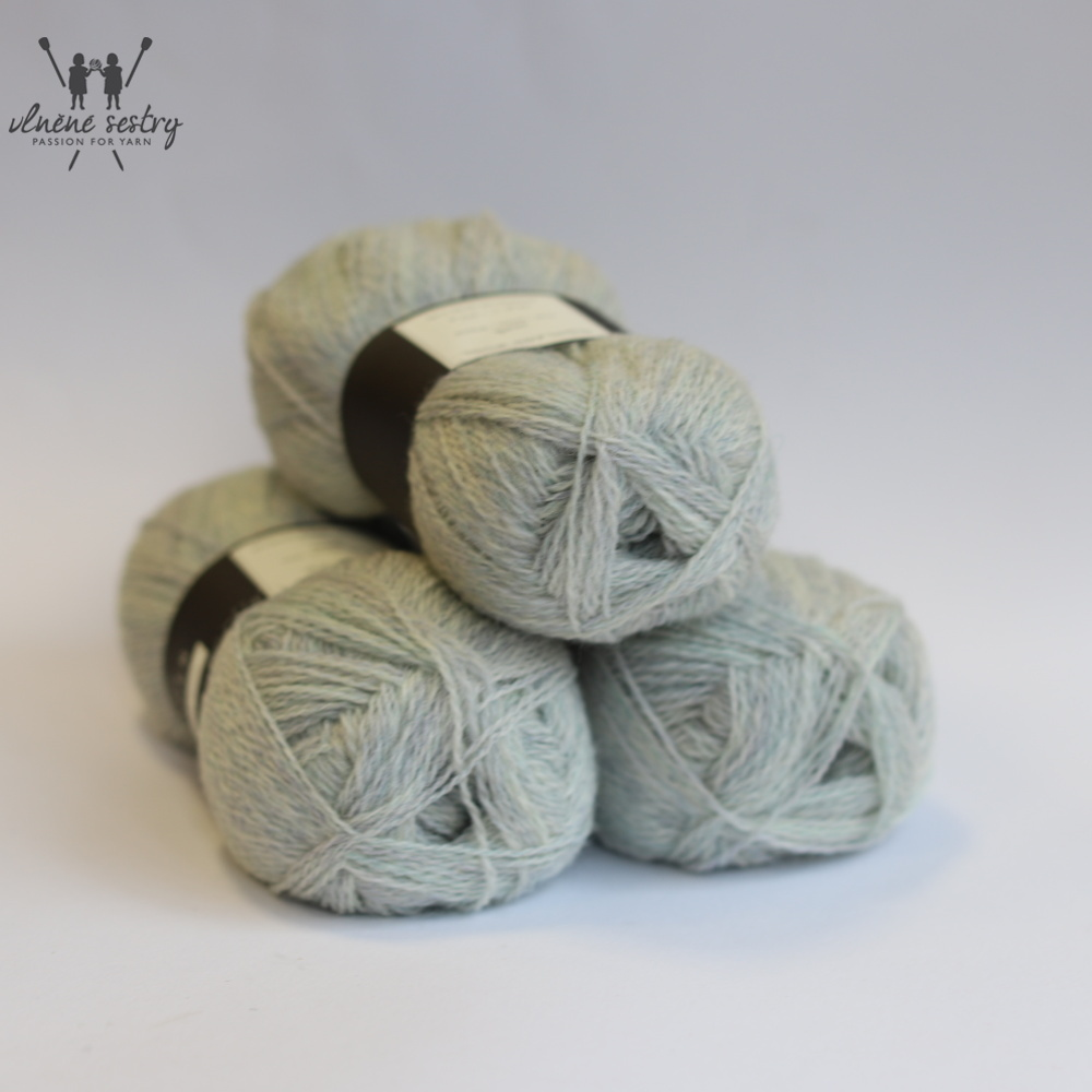 Highland Wool - Ice Blue