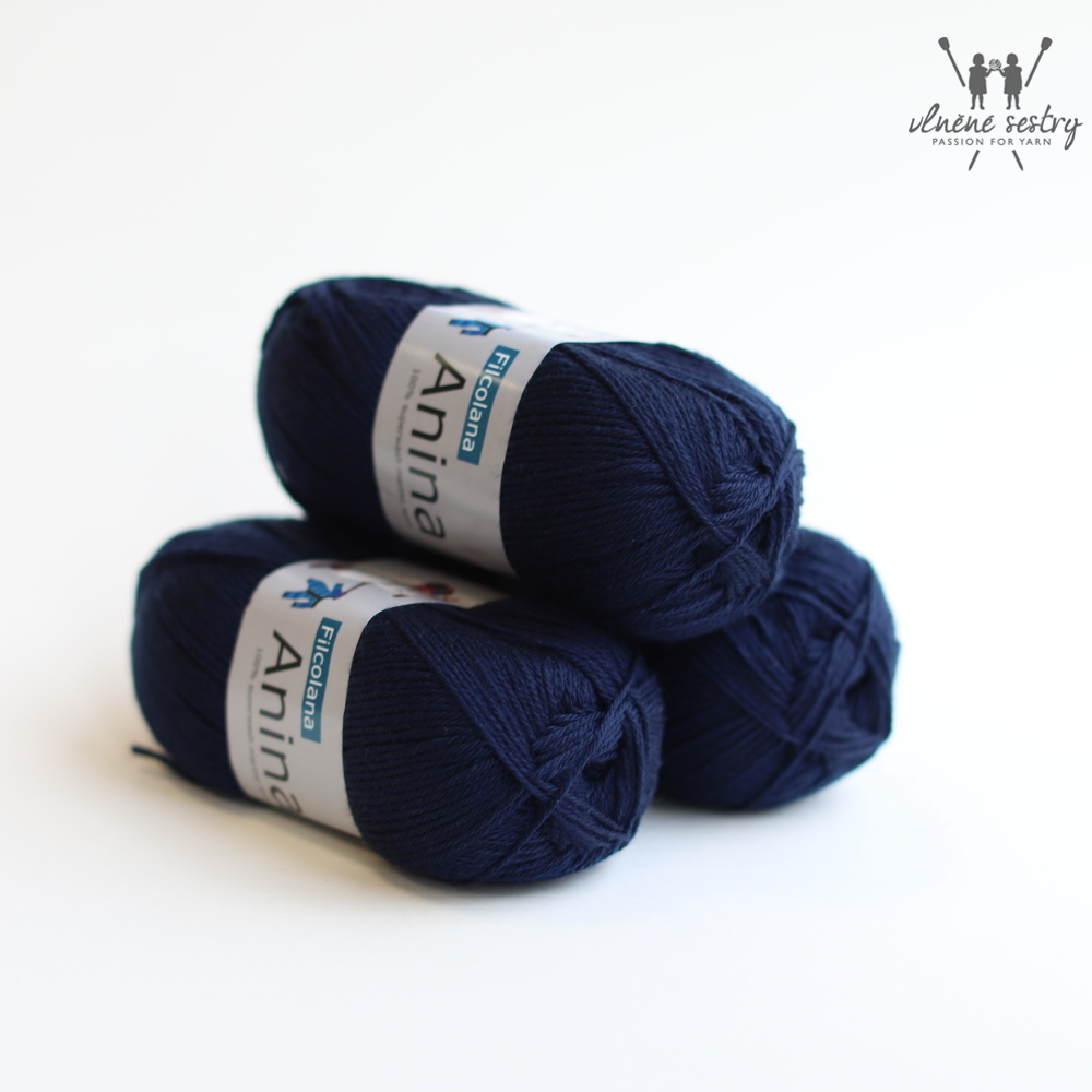 Anina - 145 Navy Blue