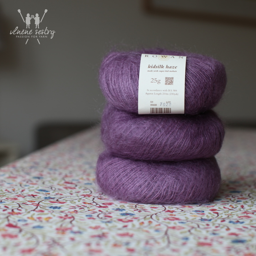 Kidsilk Haze 600 Dewberry