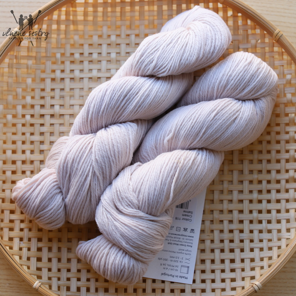 Cheeky Merino Joy -  Cream