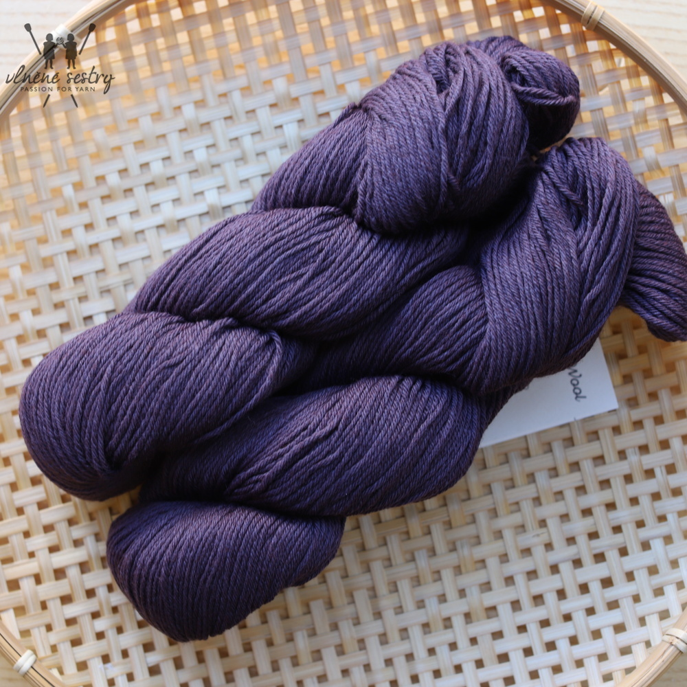 Cheeky Merino Joy - Amethyst