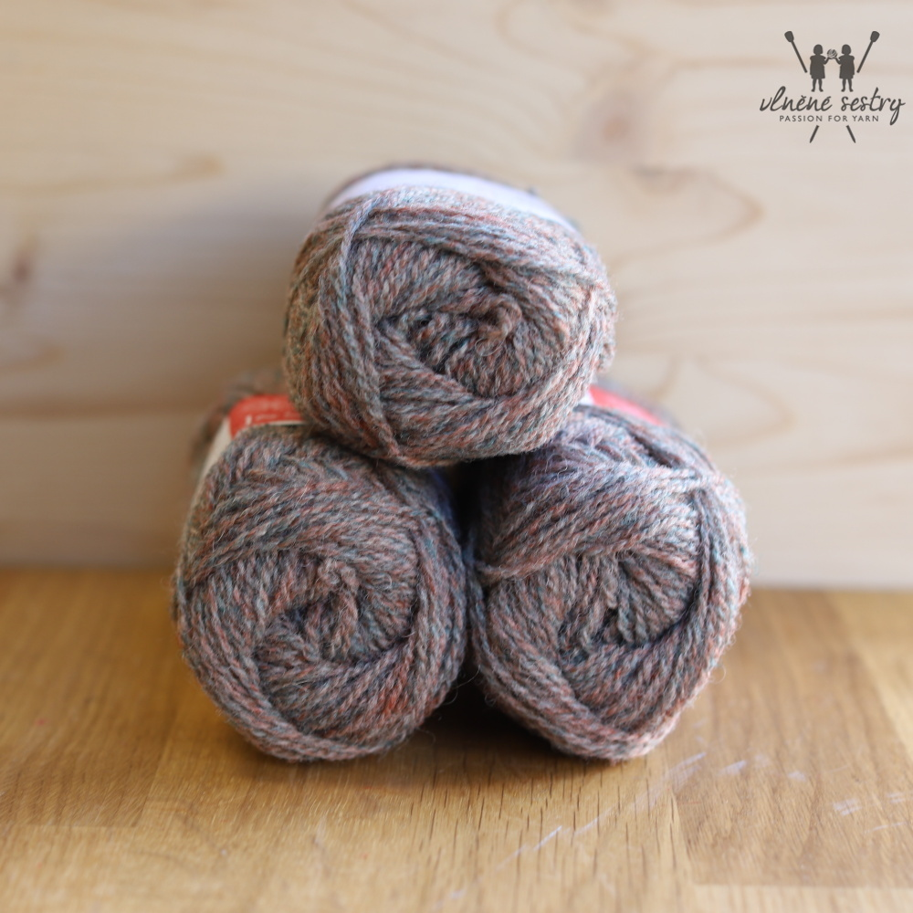 2 Ply Jumper Weight FC 64 mix