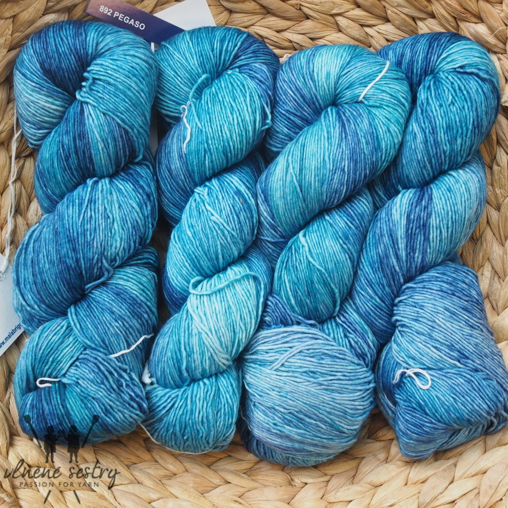 Malabrigo Mechita 892 Pegaso
