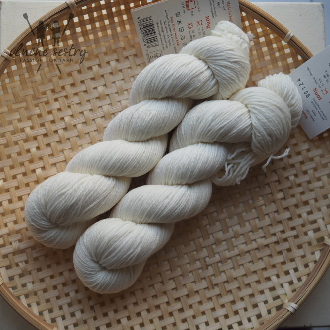Cheeky Merino Joy - Edelweiss