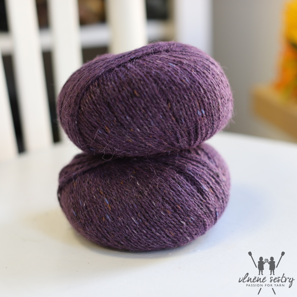 Felted Tweed 151 Bilberry
