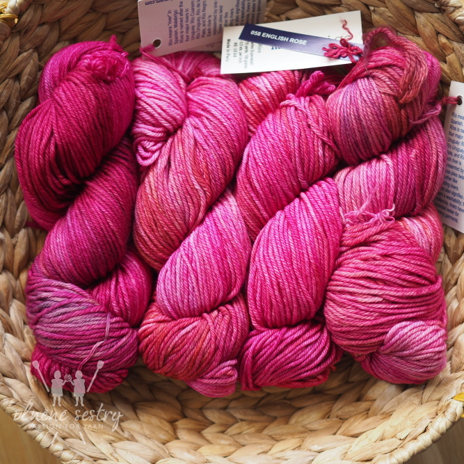 Malabrigo Rios 057 English Rose