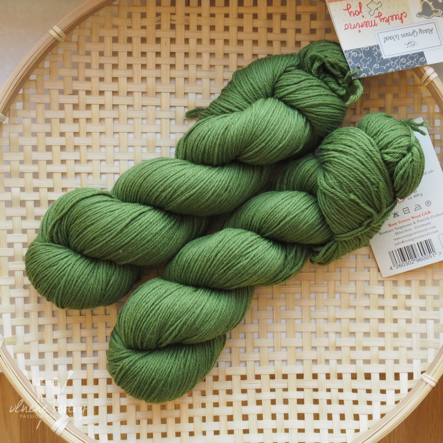 Cheeky Merino Joy -  Lucky Clover