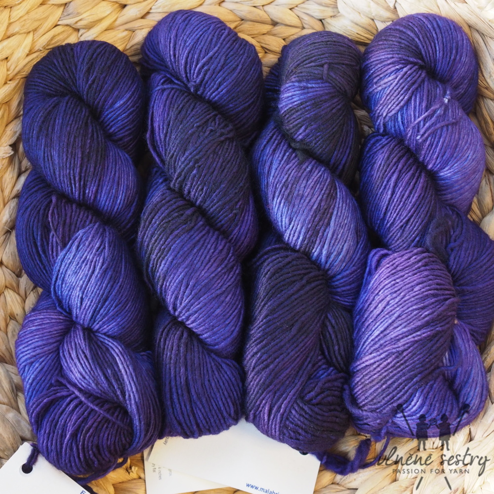 Malabrigo Rastita 141 Dewberry