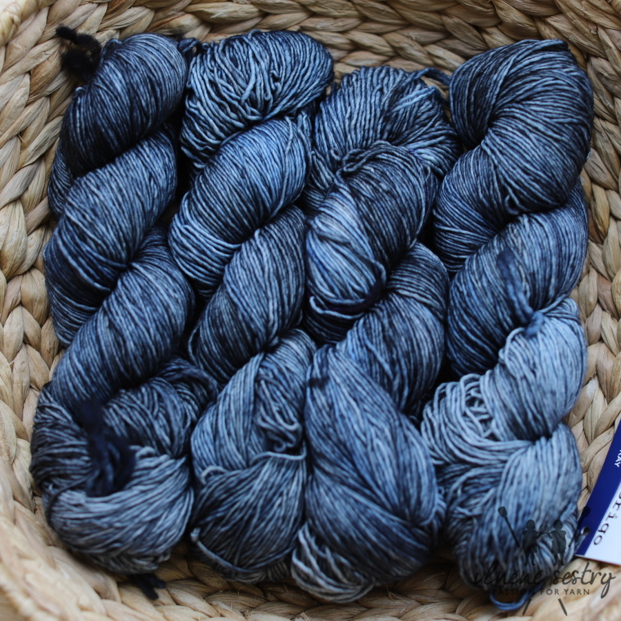 Malabrigo Mechita 845 Cirrus Grey