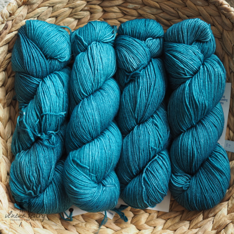 Malabrigo Sock 133 Reflecting Pool