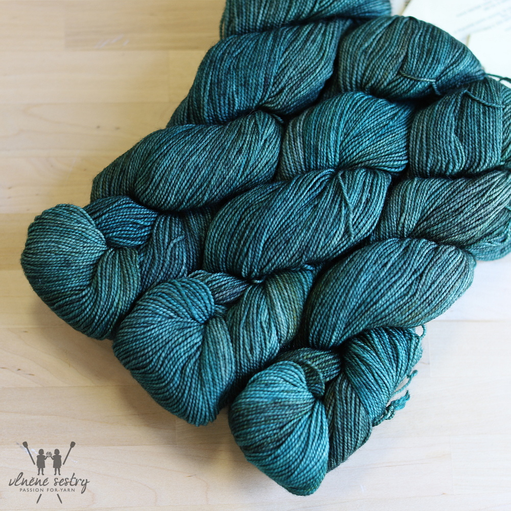 Vivacious 4 Ply -  Deep Forest