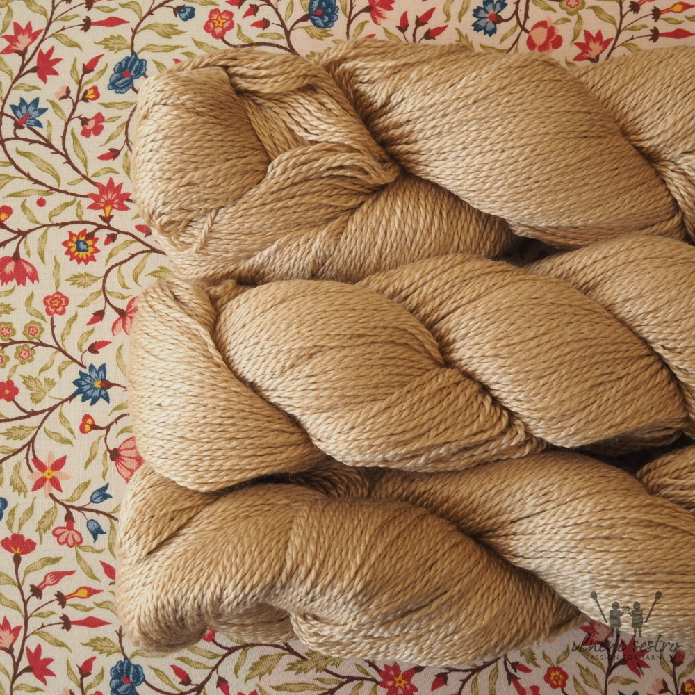 Scrumptious 4 ply - Oyster