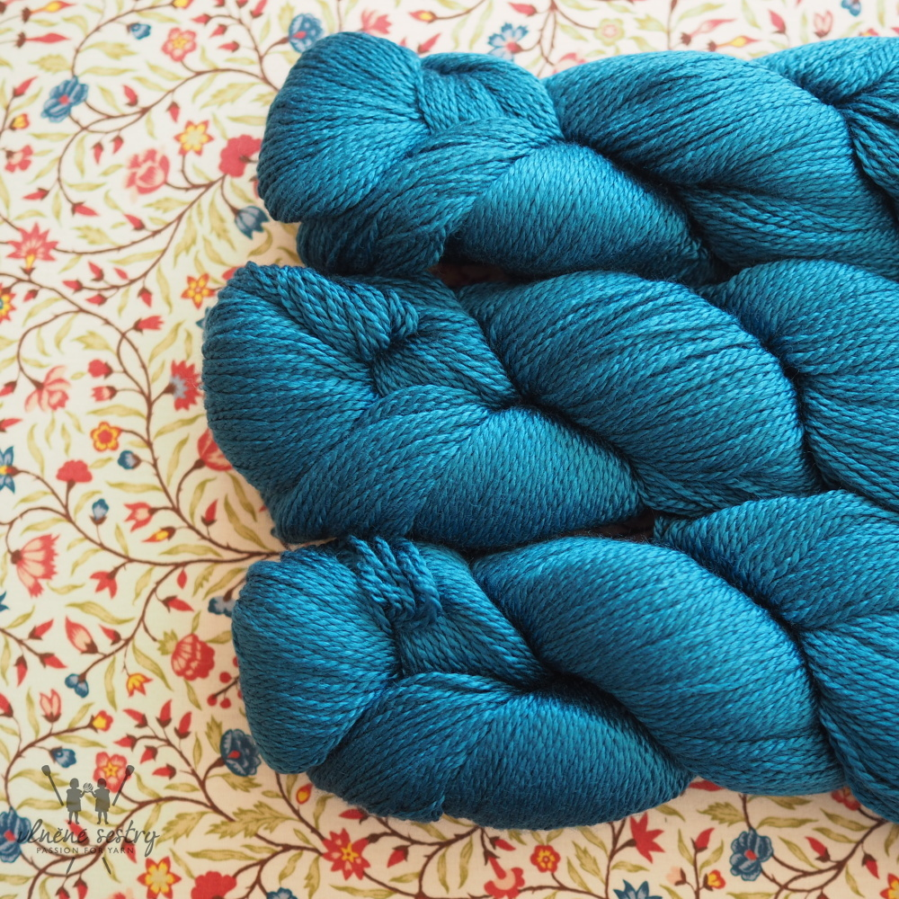 Scrumptious 4 ply - Teal