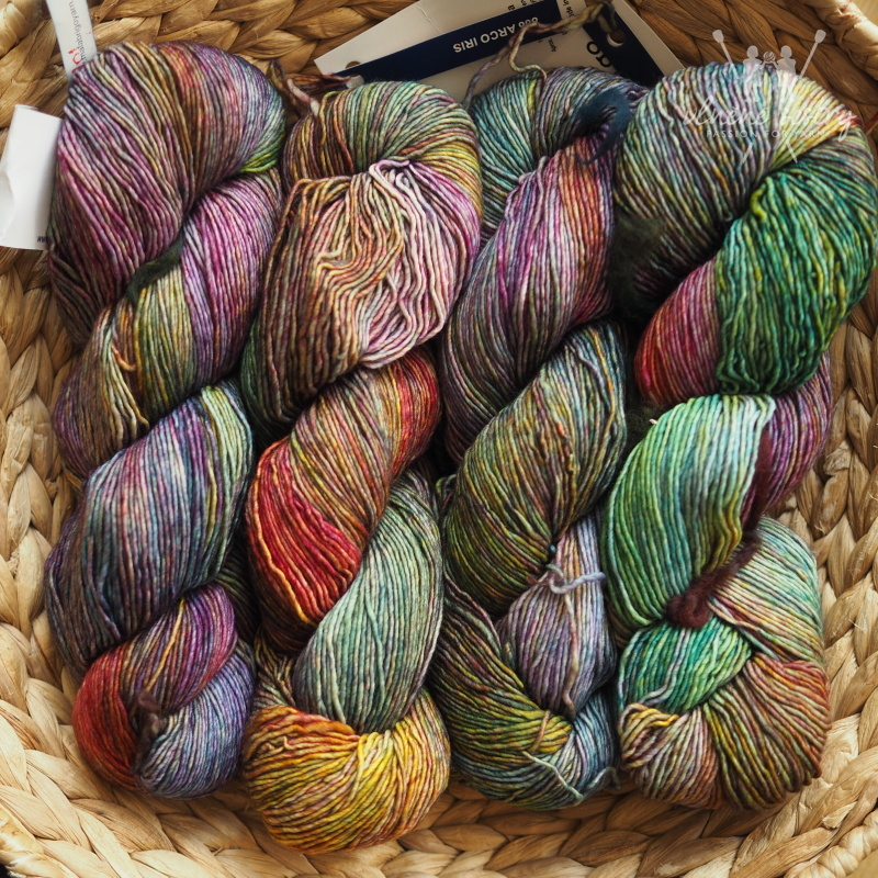 Malabrigo Mechita 866 Arco Iris 02