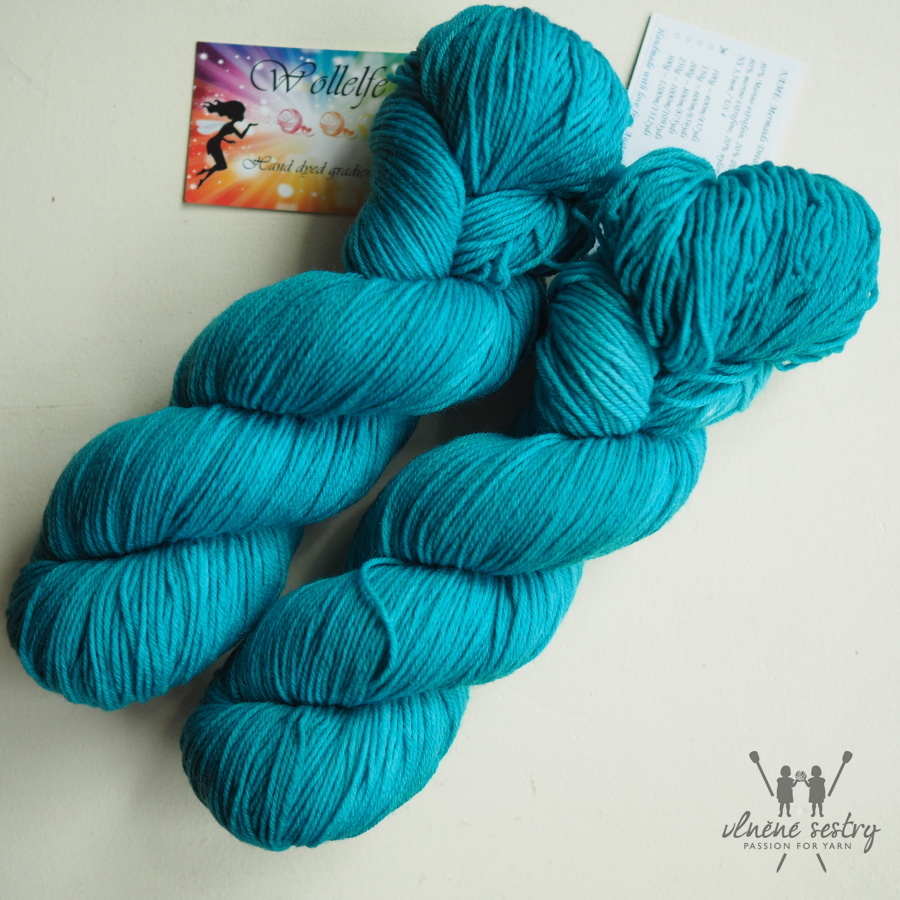 Merino Twin Semisolid - Mermaids Dream