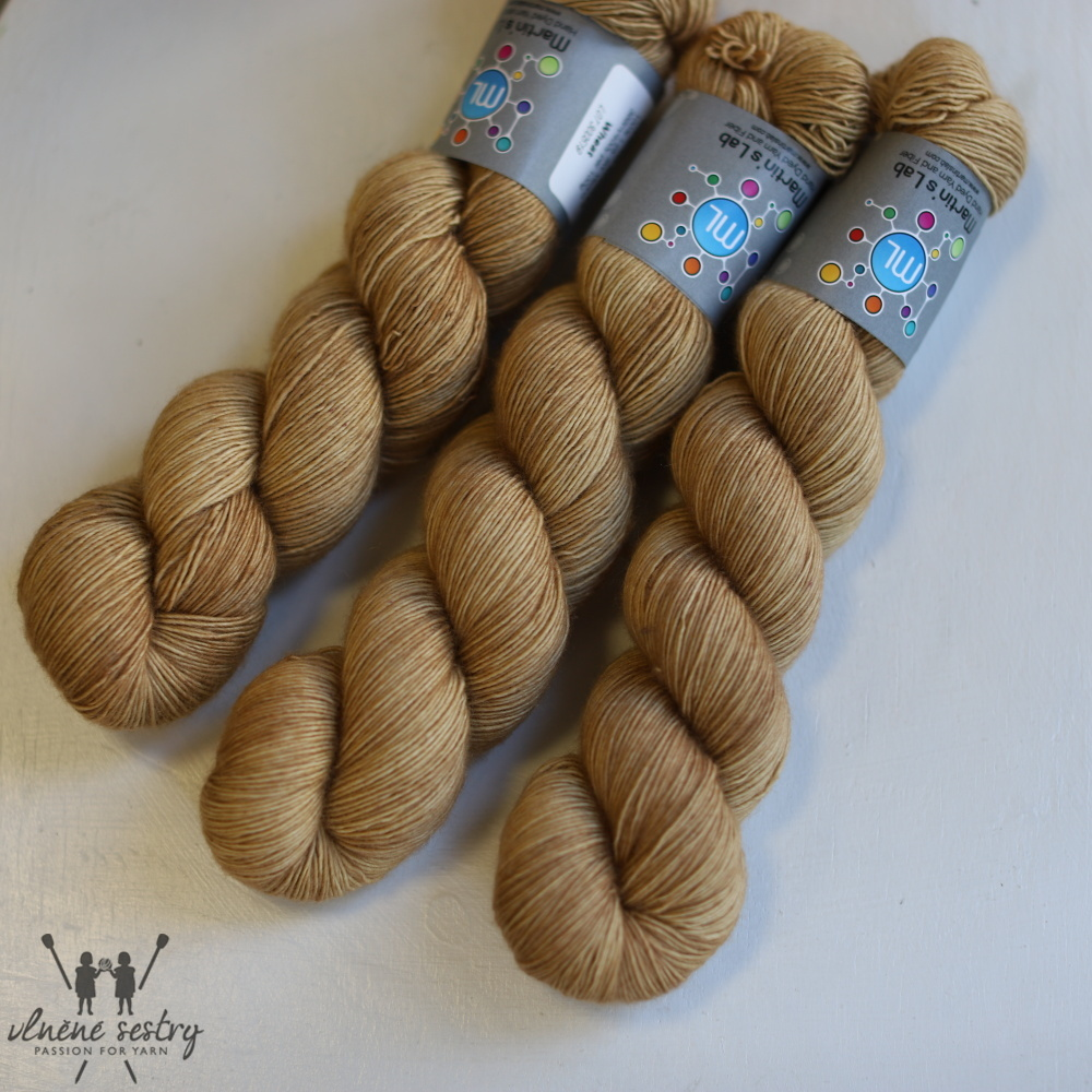 Merino Singles - Wheat