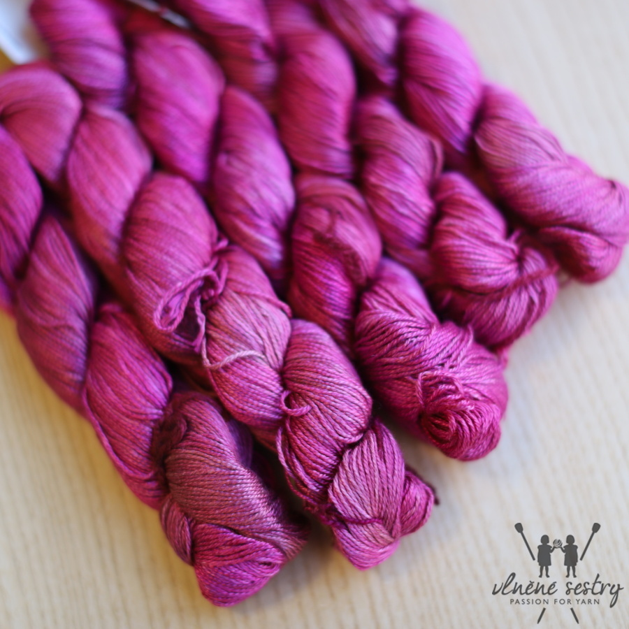 Malabrigo Mora English Rose