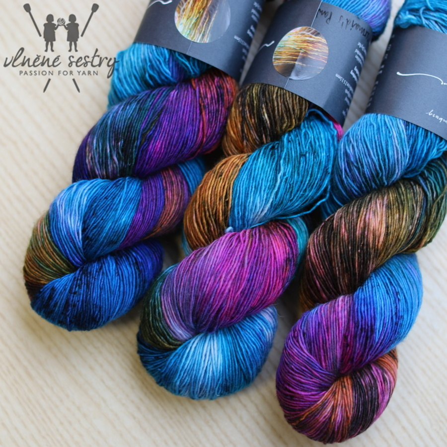 Tieke Merino Singles - Mermaid´s Pants