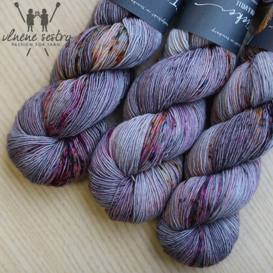 Tieke Merino Singles - Disco Lights