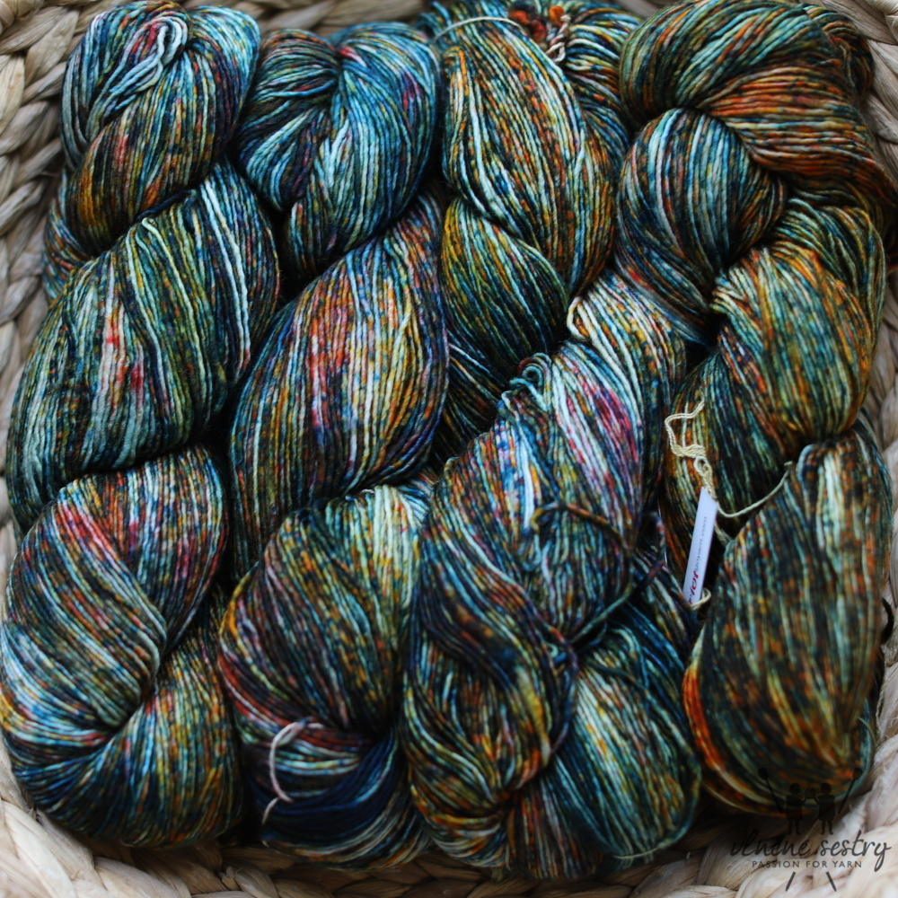Malabrigo Mechita 690 Art Nouveau