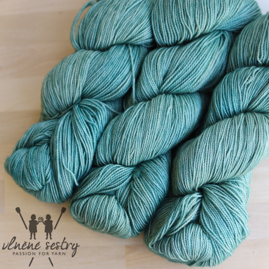 Vivacious 4 Ply - Sea Glass