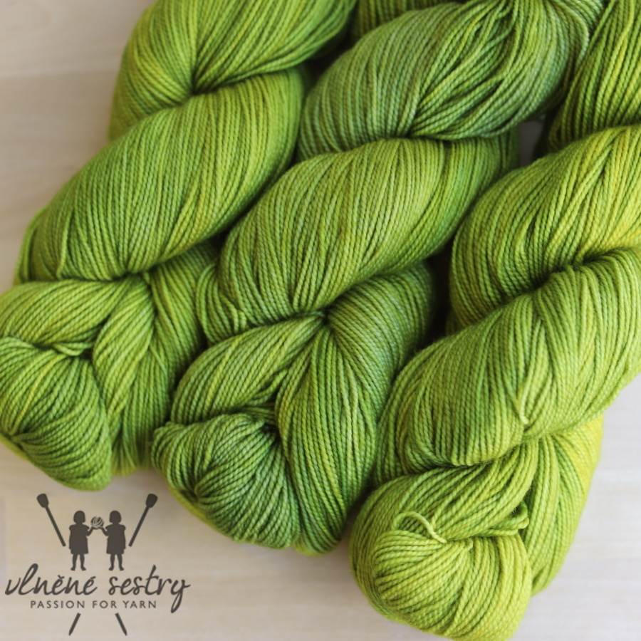 Vivacious 4 Ply - Avocado