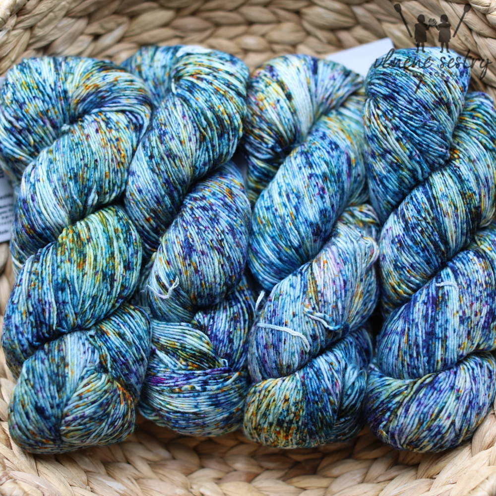 Malabrigo Mechita 713 Island