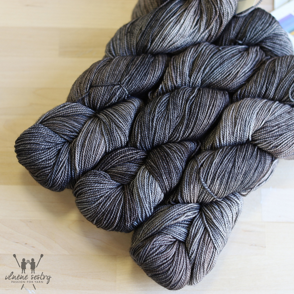 Vivacious 4 Ply - Smokey Joe